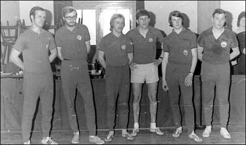 SV Rot-Weiss Walldorf E.V. - Tischtennis Chronik